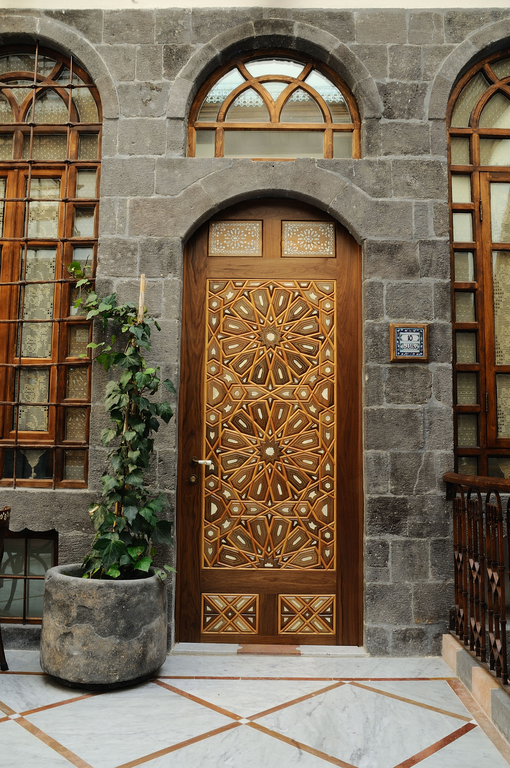 Al pasha hotel hotel reservation in damascus syria center for The damascus house